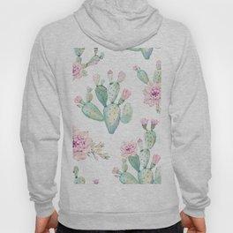 Simply Cactus Rose Hoody