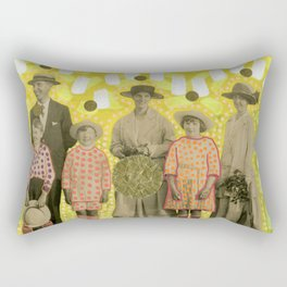 I Figli Del Grano Rectangular Pillow