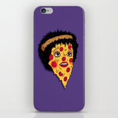 Pizza Minnelli iPhone Skin
