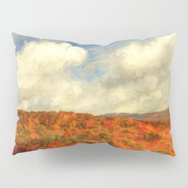 Fall in the Highlands Pillow Sham