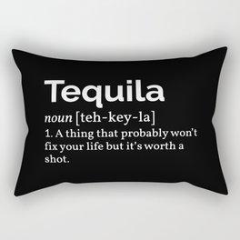 Tequila Definition I Rectangular Pillow