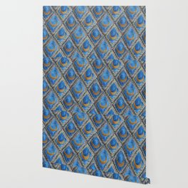 Moon Tiles Wallpaper