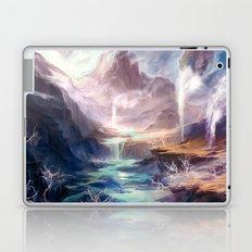 Polluted Delta Laptop & iPad Skin
