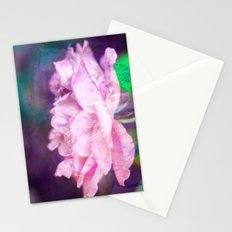 Colored Purple Stationery Cards