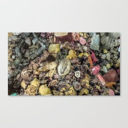 Gems collection 2 Canvas Print