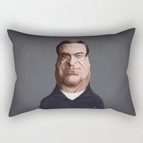 Celebrity Sunday ~ John Goodman Rectangular Pillow