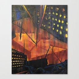 Void secondary Canvas Print