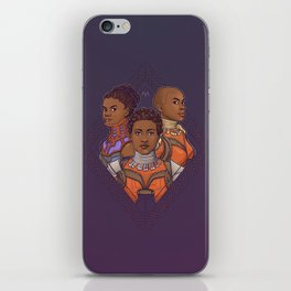 Wakanda Women iPhone Skin