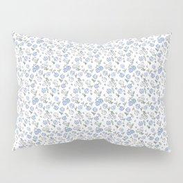 Ditsy  Hydrangeas Pillow Sham