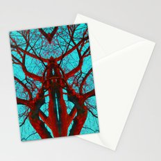 Can you believe what life can come from a tree? Stationery Cards
