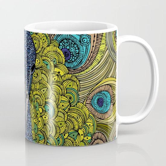 Mr. Pavo Real Mug