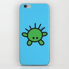 Green Monster iPhone & iPod Skin