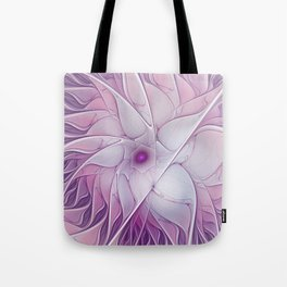 Beauty of a Flower Tote Bag