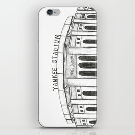 Yankee Stadium iPhone Skin