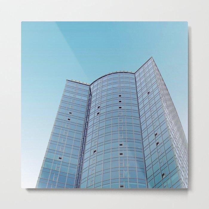 Glass giant Metal Print