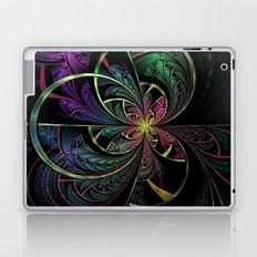 Rainbow Splits Laptop & iPad Skin