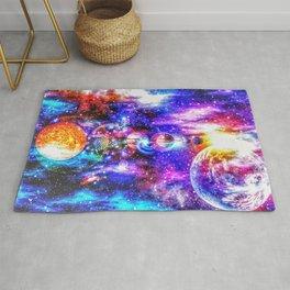 Cosmos Dance Rug