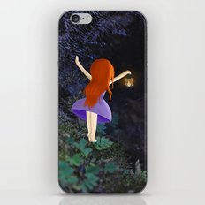 what's in the dark? iPhone & iPod Skin