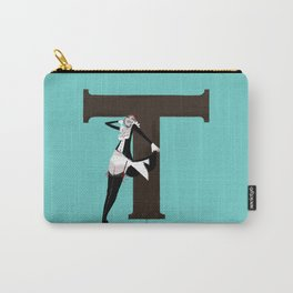 Terry & Copperplate Carry-All Pouch