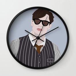 Cillian Murphy Wall Clock