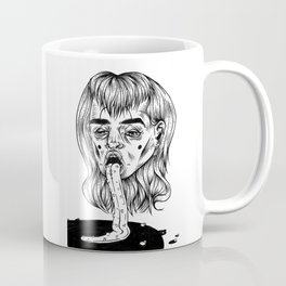 tongue pop Coffee Mug