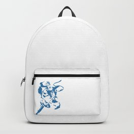 Follow the Blue Herd #154 Backpack