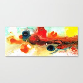Abstract Art - No Limits - By Sharon Cummings Canvas Print