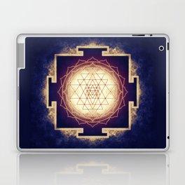 Sri Yantra IX Laptop & iPad Skin