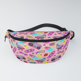Back to the nineties! Peach Fanny Pack