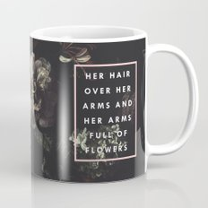 Arms Full Of Flowers Mug