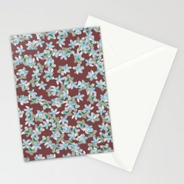 Pretty Flowers Stationery Cards