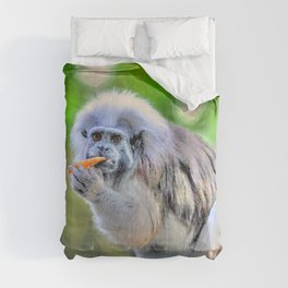 Having A Snack Comforters
