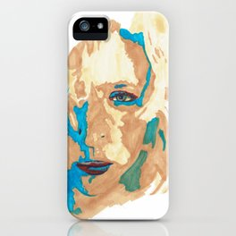 Jeanne iPhone Case