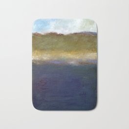 Abstract Dunes ll Bath Mat