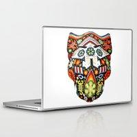 jaguar Laptop & iPad Skins featuring Jaguar by Jaramillo Velez