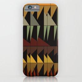 Dibon - Earth Tones iPhone Case