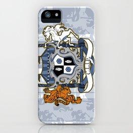 C.L.I.P. shield iPhone Case