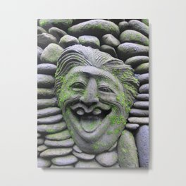 Funny Face in Bali (2010a) Metal Print