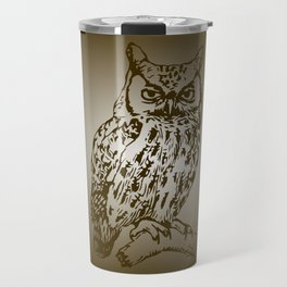 Great Owl Travel Mug