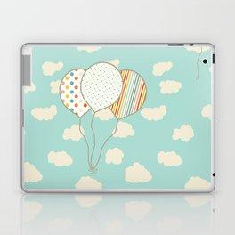Balloons that Fly Laptop & iPad Skin