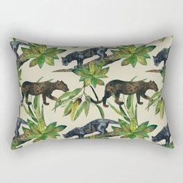 Wild cats Rectangular Pillow