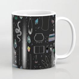 Plus and Minus - Illustration Coffee Mug