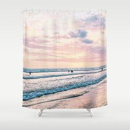 Bali Sanur Beach Shower Curtain