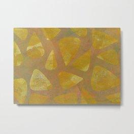 Abstract No. 219 Metal Print