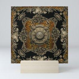 Baroque Panel Mini Art Print