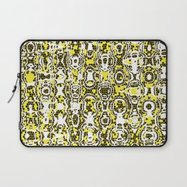 Abstract Modern Graphic Laptop Sleeve