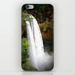 Wailua Falls iPhone Skin