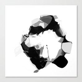 "MNIST ""ZERO"" Canvas Print"