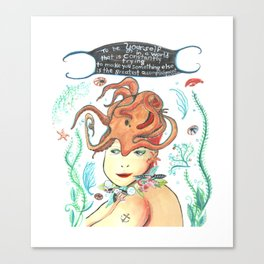Maude's Choice Canvas Print