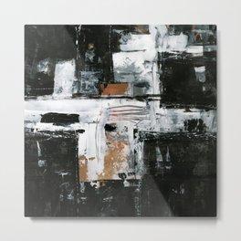 Transcendental Composition No.1o by Kathy Morton Stanion Metal Print